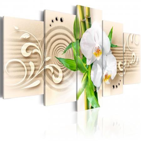 Kép - Orchids, babmbus and zen