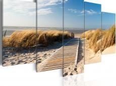 Kép - Őrizetlen strand - 5 db