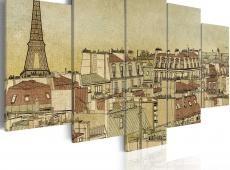 Kép - Parisian past centuries