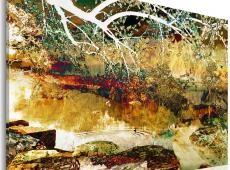 Kép - park: abstract