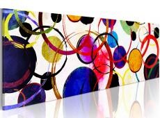Kép - Rainbow Circles