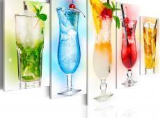 Kép - Rainbow drinks