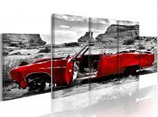 Kép - Red banger (Retro style)