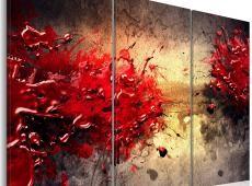 Kép - Red splash
