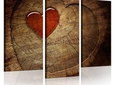 Kép - Régi szerelem nem rozsdásodik - triptych