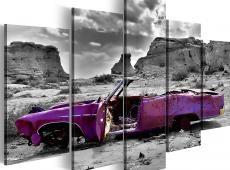 Kép - Retro autó Colorado Desert - 5 db