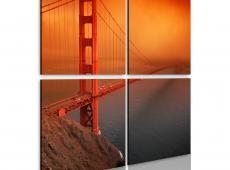 Kép - San Francisco - Golden Gate Bridge