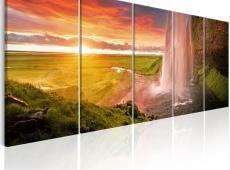 Kép - Seljalandsfoss Waterfall I