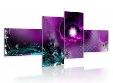 Kép - Shiny violet