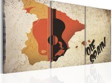Kép - Spanyolország: gitár és flamenco