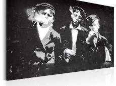 Kép - Street Gang (Retro style)