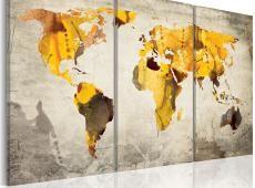 Kép - Sunny kontinensen - triptych