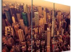 Kép - Sunset over New York