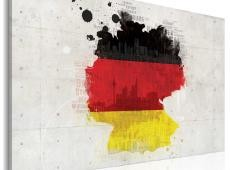 Kép - Térkép Németország