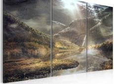 Kép - The land of mists - triptych