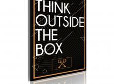 Kép - Think outside the box