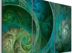 Kép - Turquoise oriental inspiration