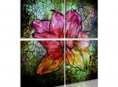 Kép - Üveg virág