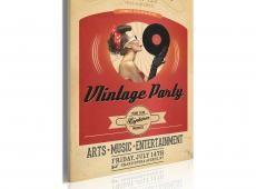 Kép - Vintage party
