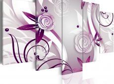 Kép - Violet roses