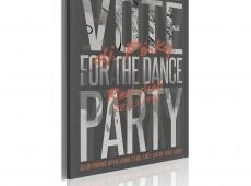 Kép - Vote for the dance party!