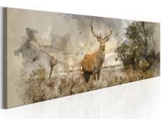 Kép - Watercolour Deer