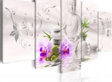 Kép - White Buddha