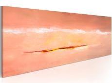 Kézzel festett kép - Absztrakt virradat