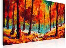 Kézzel festett kép - Artistic Autumn