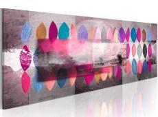 Kézzel festett kép - Color trends