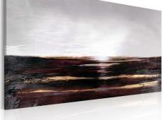 Kézzel festett kép - Fekete-óceán