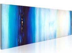 Kézzel festett kép - Kék folyadék