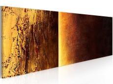 Kézzel festett kép - Két textúrák