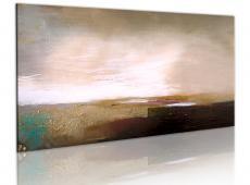 Kézzel festett kép - Vihar után