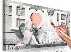 Kifestő - Angels (Home)