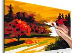 Kifestő - Autumnal Landscape