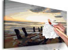 Kifestő - Beach (Sunrise)