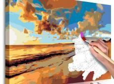 Kifestő - Beautiful Beach