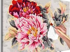 Kifestő - Beautiful Peonies