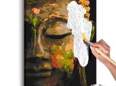 Kifestő - Buddha in the Shade