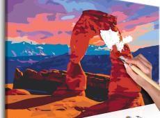 Kifestő - Canyon