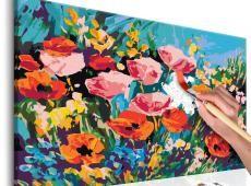Kifestő - Colourful Meadow Flowers