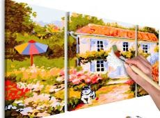 Kifestő - Country House