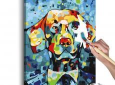 Kifestő - Dog Portrait