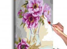 Kifestő - Flowers In A Vase