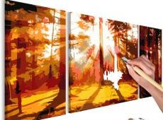 Kifestő - Forest (Autumn)