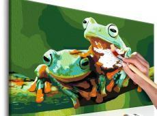 Kifestő - Frogs