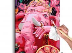 Kifestő - Ganesha