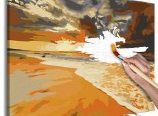Kifestő - Golden Beach