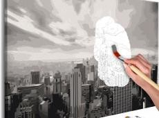 Kifestő - Grey New York
